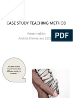 Case Study Teaching Method