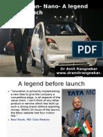 Tata Nano- NPD