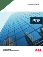 Catalogo de Reles de ABB y Hojas Cuadriculadas