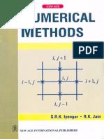 Mk Jain Numerical Methods Pdf