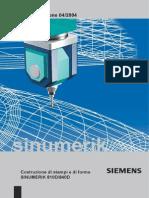 SINUMERIK 810D/840D