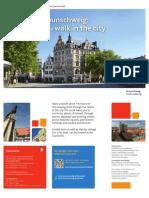 Stadtrundgang Infoblatt Englisch