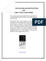 License Application and Instructions