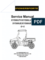 500UE Service Manual