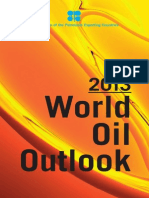 World Oil Outlook_2013