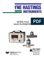 111-052007 Nall Mass Flowmeter
