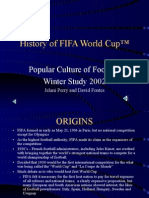 History of FIFAWorldCup