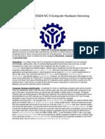 How to Pass the TESDA NC II Computer Hardware Servicing Exam