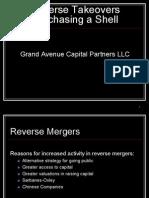 Reverse Mergers, A Primer