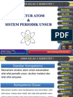 Struktur Atom (KD 1.1)