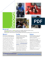Inc. One Pager
