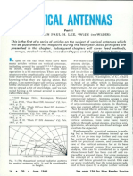 Vertical Antennas