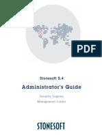 Stonesoft Administrator's Guide 5.4