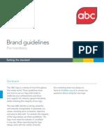 ABC Brandbook