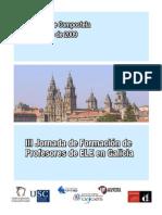 III Jornada ELE Galicia