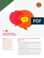 140130 WCD2014 FactSheet Myth1 FA KHCF-DCS Spanish