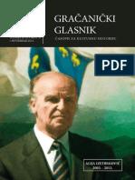 Sjećanja na Aliju Izetbegovića - Gračanički glasnik 2013