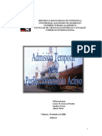 REGIMEN ADUANERO ESPECIAL VENEZOLANO