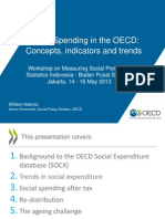 Session 1 (Adema) - OECD Social Expenditure