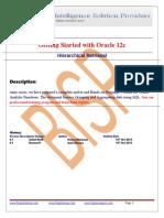 Oracle12c Hierarchy Retreival