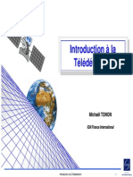 Introduction a La Teledetection - Tonon