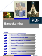 Banas Kantha District Profile