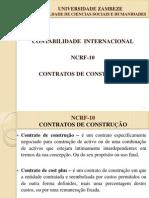 Contratos de Construcao