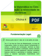 OFICINA MATEMÁTICA ANOS INICIAISVERSAOFINAL