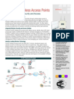 Fortinet FortiAP datasheet