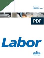 Catalog Lab