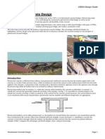 Prestressed Concrete Design [CBDG]
