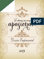 Dossier Apasiona2 2013