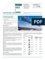 Prestressed Concrete Bridge Beams [CBDG]