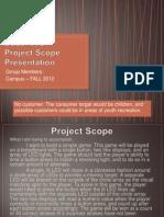 Digital Logic & Design Project Presentation