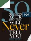 Secrets Your Dentist Won't Tell