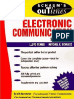 Electronic Communication Schaums Outline
