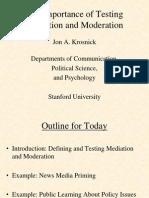 Mediation Moderation1