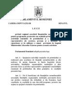 Legea 321-2006 Privind Regimul Acordarii Finantarilor Privind Sprijinirea Romanilor de Pretutindeni