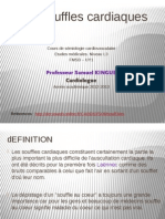 Cours L3 - Les Souffles Cardiaques - SK - 2012
