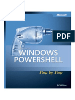 Microsoft Windows PowerShell Step By Step eBook.pdf