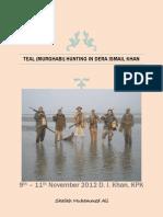 Teal Hunting in D. I. Khan