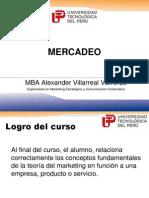 Marketing Unidad i - Utp