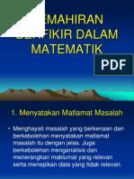 kemahiranberfikirdalammatematik-111027061644-phpapp02-1