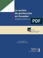 La Accion_proteccion en Ecuador