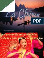Proverbe China Superbe