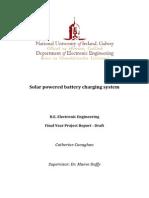 Solar Report Example