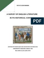 Survey of English Literature Jan 2013