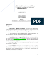 Anteproyecto CP Parte General