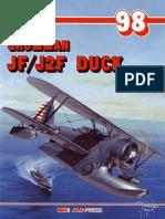 (Monografie Lotnicze No.98) Grumman JF/J2F Duck