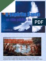 5 o Espirito Santo e Jesus